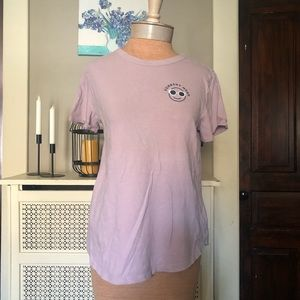 Old navy purple t-shirt